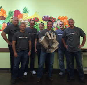 Executive Team - Day of Service