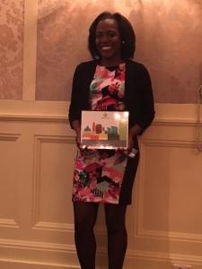 Brittney Rimmer - Silver Award